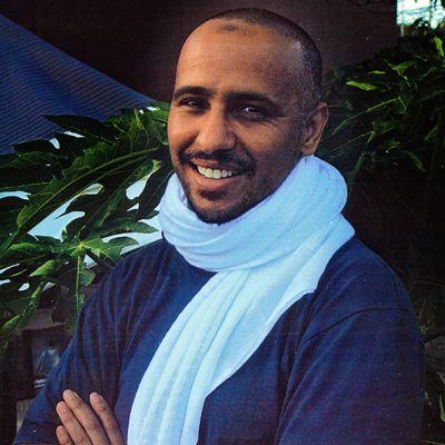 Kirjailija Mohamedou Ould Slahi.