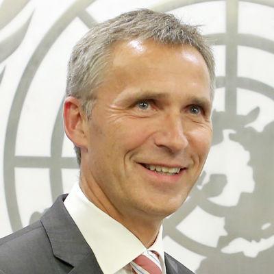 Norges före detta statsminister Jens Stoltenberg.