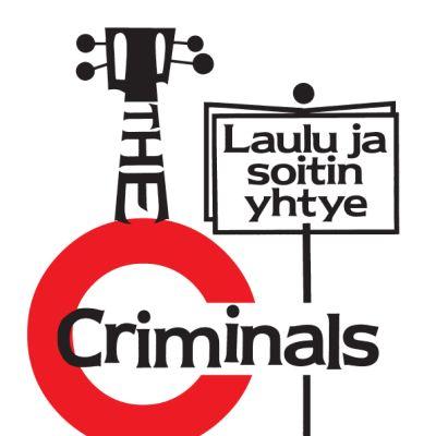 Taidegraafikko Martti Arkko suunnitteli Criminalsien julisteen noin vuonna 1963.