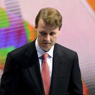 Nokian hallituksen puheenjohtaja Risto Siilasmaa
