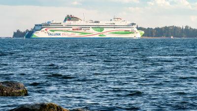 Bilfärjan Tallink Megastar