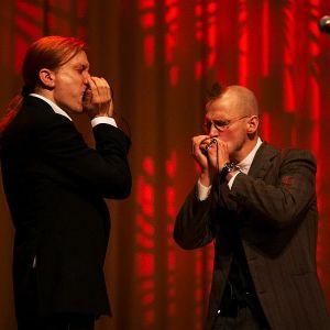Eero Grundström ja Jouko Kyhälä