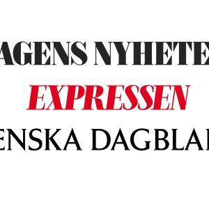 Det går inte längre att hitta dagstidningar från Sverige i finländska affärers tidningshyllor. I framtiden kan även andra utländska dagstidningar försvinna från utbudet