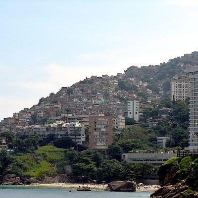 Favela Vidal i Rio de Janeiro