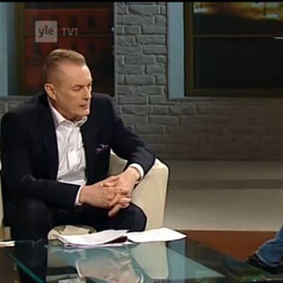 Katja Kankaanpää Arto Nybergin haastattelussa