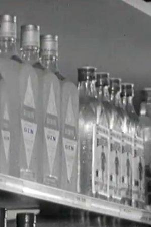Bild på spritflaskor