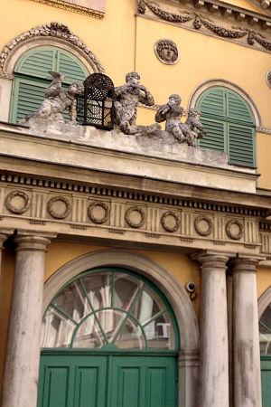 Teather and der Wien - Papageno-portti