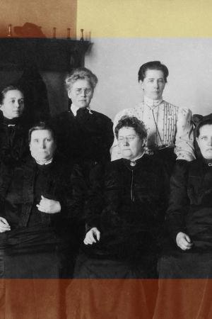 nsimmäisten yksikamaristen valtiopäivien naiskansanedustajia