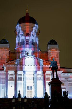 Lux Helsinki.