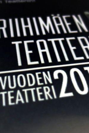 Riihimäen teatteri Vuoden teatteri 2017