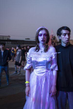Gamma-festivaali, Pietari, zombi