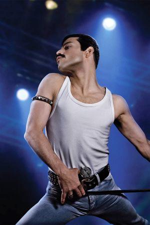 Rami Malek Freddie Mercury roolissa.