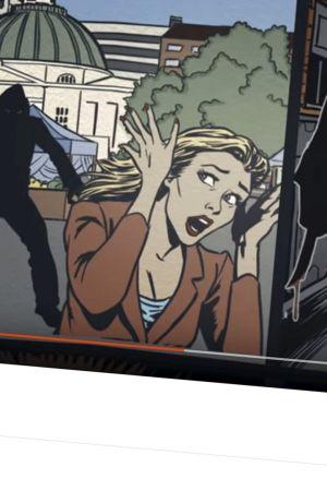 Youtubesta otettu kuvakaappaus, jossa näkyy pysäytyskuva perussuomalaisten eduskuntavaalikampanjavideosta (V niin kuin ketutus).