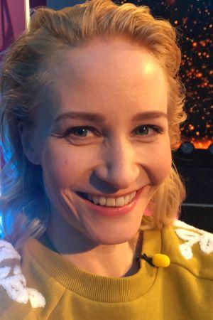 Näyttelijä Malla Malmivaara