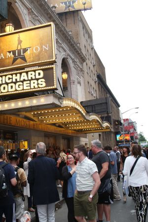 Richard Rodgers teatteri.