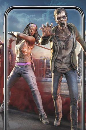 Walking Dead: Our World, zombi
