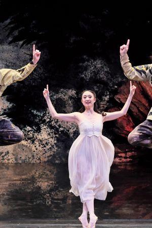 pähkinänsärkijä baletti  The Nutcracker' by Birmingham Royal Ballet Birmingham