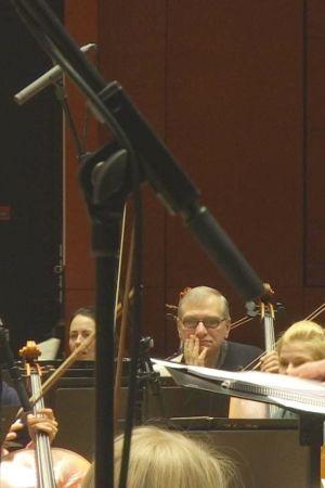 Sipe Santapukki Sinfonia Lahden kanssa.
