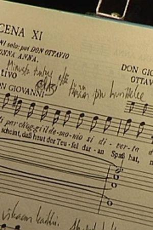 Porin Oopperan ohjelmistossa oli ooppera Don Giovanni.