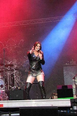 Nightwish keikalla 2015.