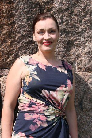 Lemin musiikkijuhlien taiteellinen johtaja Niina Keitel.