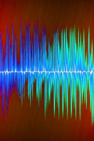 Digitaalisen äänen äänikäyrä