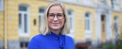 Anita Westerholm.