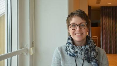 Pargas stads planläggningschef Heidi Saaristo-Levin.