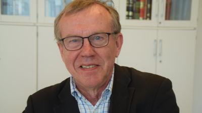 Raseborgspolitikern Harry Yltävä.