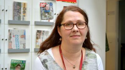 Margareta Wihersaari.