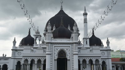 Moské i Malaysia.