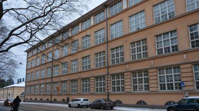 Rettigs gamla tobaksfabrik i Åbo.