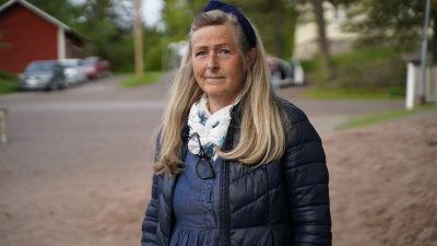 Porträttbild på Ann Nordström.