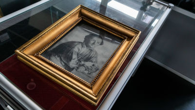 Porträtt på Runeberg.