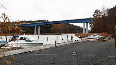 Den nya Hessundsbron