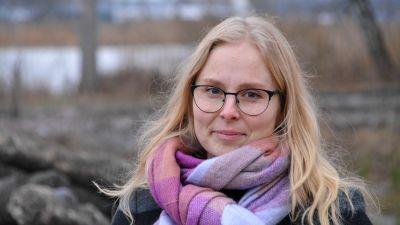 Borgå stads samhällsplanerare Enni Flykt