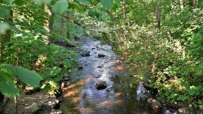 Ett vattendrag som heter Fiskars å.