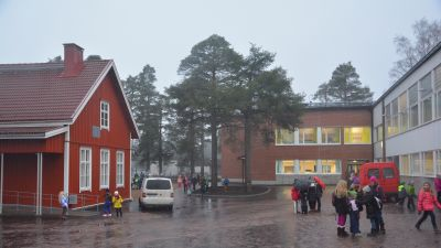 Kiilan koulu skolgård
