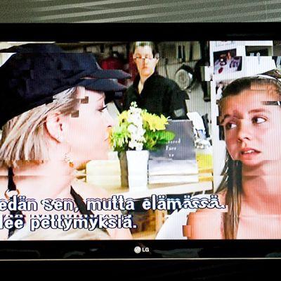 Problem med tv.