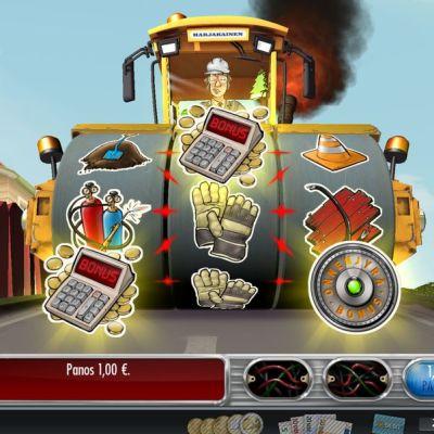 Harjakainen esiintyy Raha-automaattiyhdistyksen rahapelissä