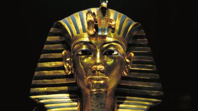 Tutankhamonin kuolinaamio