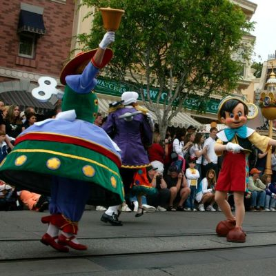 Kalifornian Disneyland