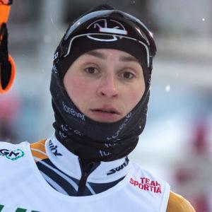 Nastassia Kinnunen.