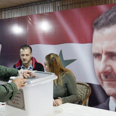 Damaskos 13. huhtikuuta 2016.
