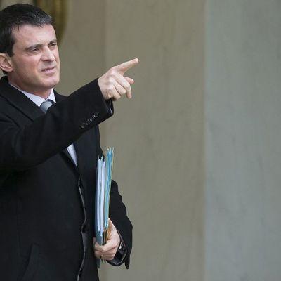 Manuel Valls väntas bli premiärminister i Frankrikde