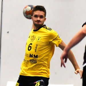 Martti Viitkar i farten mot ÅIFK.