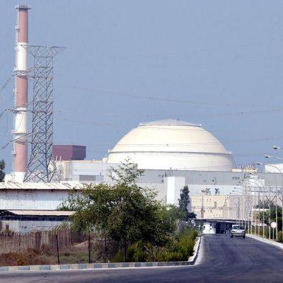 Bushehr Iranin ainoa kaupallinen ydinvoimala.