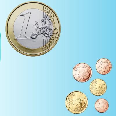 Kvinnans euro var bara 38 cent bland de tio män och kvinnor som tjänade mest år 2014