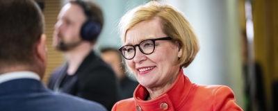 Eduskuntavaalit 2019. Pikkuparlamentin tulosilta. Paula Risikko.