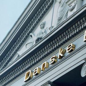 Danske Banks fasad